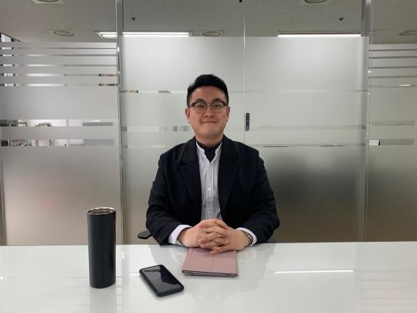 정은창 더브릿지 컨설팅 2팀 팀장.